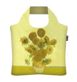 ECOZZ opvouwbare tas Van Gogh Zonnebloemen