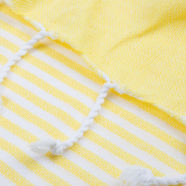 XL ECO Cotton Towel, Yellow