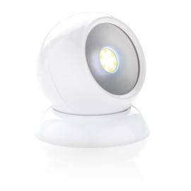 360 COB Licht, Wit