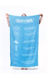RPET Handdoek, Large