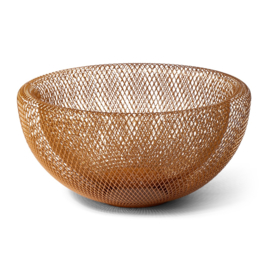 SENZA Wired Fruitbowl Gold