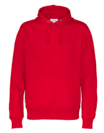 Cottover Hoody, rood