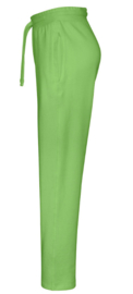 Cottover Sweat Pants Woman groen