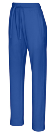 Cottover Sweat Pants Woman royal blue