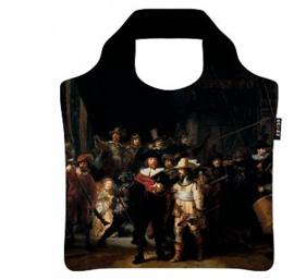 ECOZZ opvouwbare tas Rembrandt de Nachtwacht