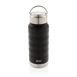Swiss Peak Elite Koperen Vacuum Fles met Hendel
