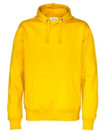 Cottover Hoody, geel