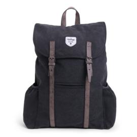 Vintage Canvas Backpack Adventurer Black