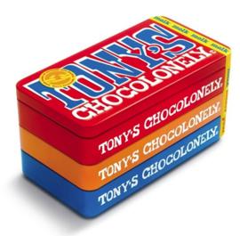 Tony's Chocolonely chocoladeblik