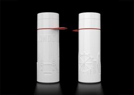 Waterfles London City Bottle Join the Pipe: