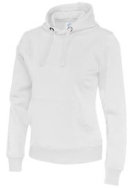 Hoody V-neck, dames