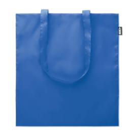 Boodschappentas Gemaakt Van RPET, Blauw