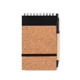A6 Notitieboek van Kurk