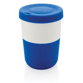 PLA Koffie Cup, Blauw