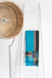 Kikoy XL Strandlaken Gemaakt Van 100% Katoen, 140 x 220 cm
