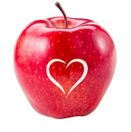 Red Delicious Met Logo