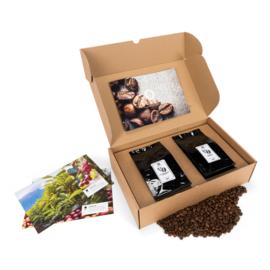 Biologische Koffie Geschenkpakket