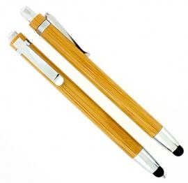 Bamboe stylo/pen