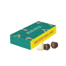 Doosje Chocoladehartjes, Groot