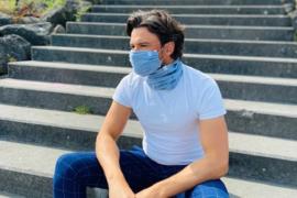 De Snoodset (sjaal + herbruikbaar masker)