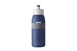 Bidon 500 ml, Nordic Denim
