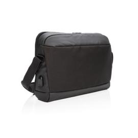 RFID 15,6 Inch Laptop Tas, PVC vrij