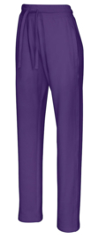 Cottover Sweat Pants Woman paars