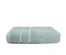 Bamboo handdoek light grey, 50 x 100 cm