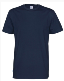 t-shirt Men Cottover kleur dark navy