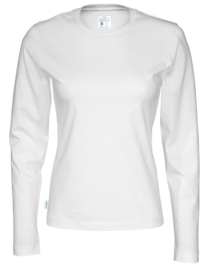 Cottover T-shirt Long Sleeve, dames