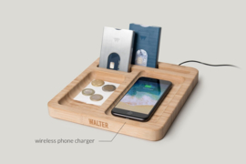 Walter Bamboo Single Wireless dock