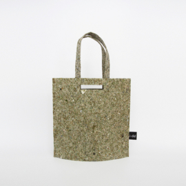 Shoulderbag i-did, defence green