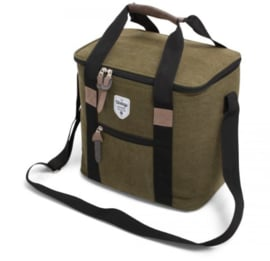 Canvas Coolerbag, green