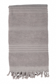 Terry Hammam Towel, Taupe