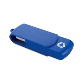 Eco USB Stick, blauw
