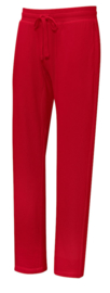 Cottover Sweat Pants Man rood