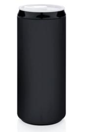Eco lekvrije PLA mok, zwart