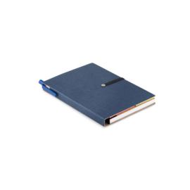Gerecycled notitieboekje pen