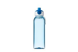 Waterfles Campus 500 ml, Blauw