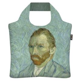 ECOZZ opvouwbare tas Van Gogh Zelfportret