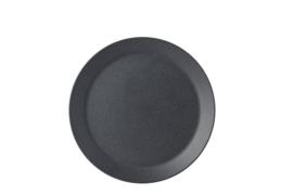 Ontbijtbord, Pebble Black