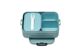 Bento Lunchbox Take a Break midi, Nordic Green