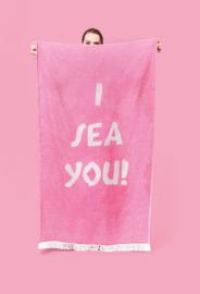RPET Handdoek, Extra Large