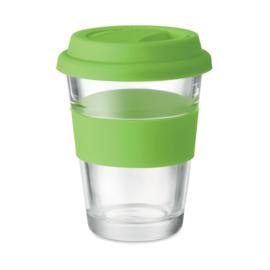 Glazen Drinkbeker, Groen