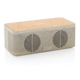 Speaker met draadloze oplader