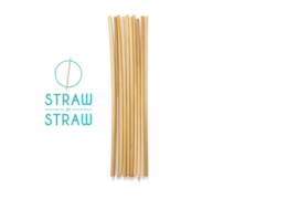 Straw By Straw - Rietjes van stro