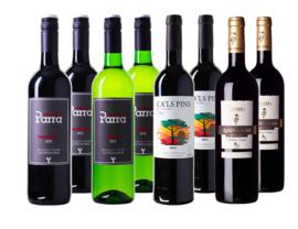 Spaans Bio Wijnpakket