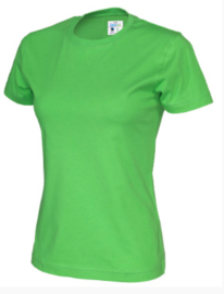 Cottover T-shirt, groen