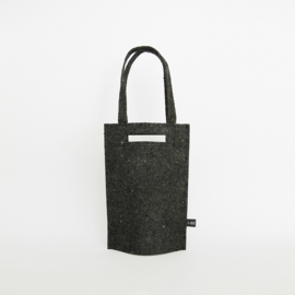 Shoulderbag mini i-did, chalkboard black