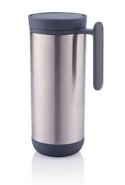 Eco Reismok BPA Vrij, Grijs